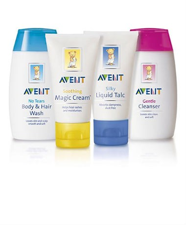 AVENT Babycare Must-Haves bathset