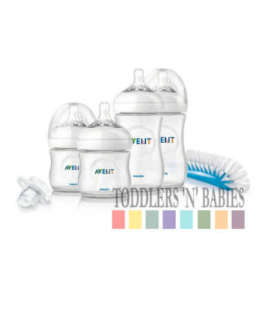 Philips Avent Newborn Starter Set - Natural