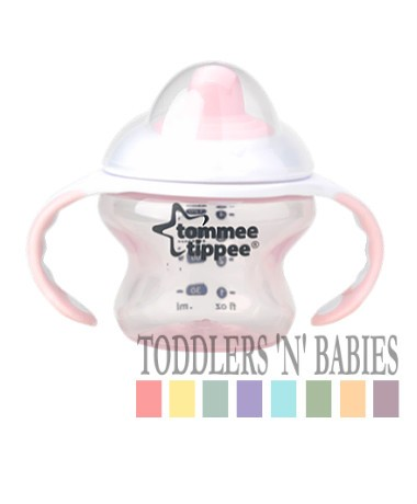 Tommee Tippee Explora First Sips - Pink