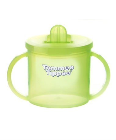 Tommee Tippee Essentials First Cup - Green