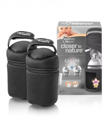 Tommee Tippee Closer to Nature Insulated Bottle Carriers
