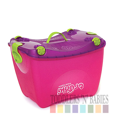 Trunki Travel Toybox - Pink